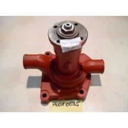Pompe à eau G1 ZETOR 2 sorties + raccord de chauffage