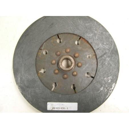 Disque embrayage 330 mm G2 ZETOR
