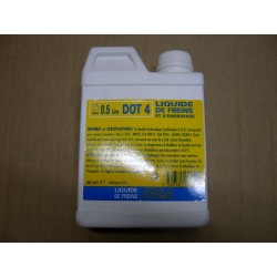 Liquide de frein DOT4